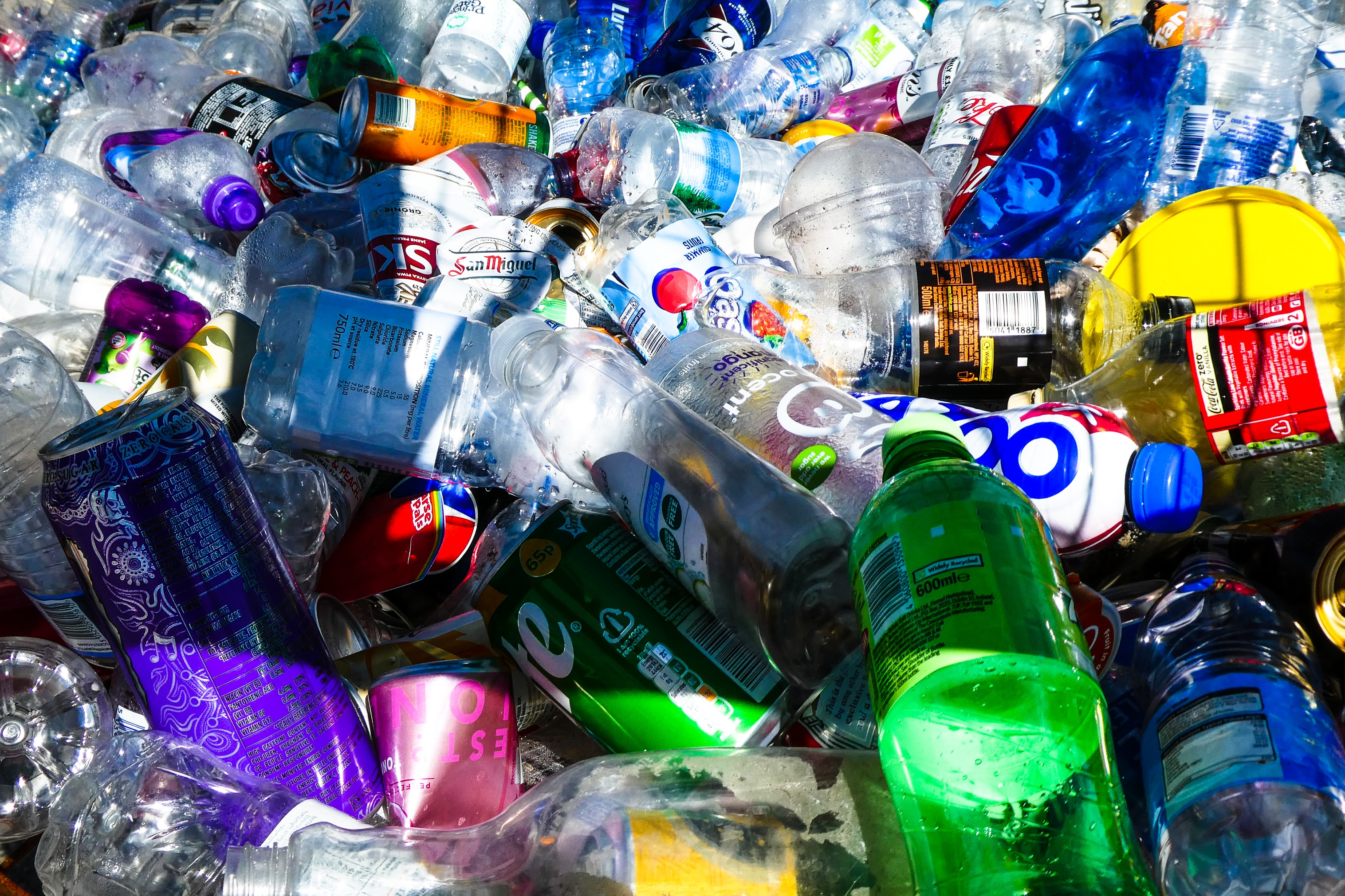 Get to know more about the plastic Scrap