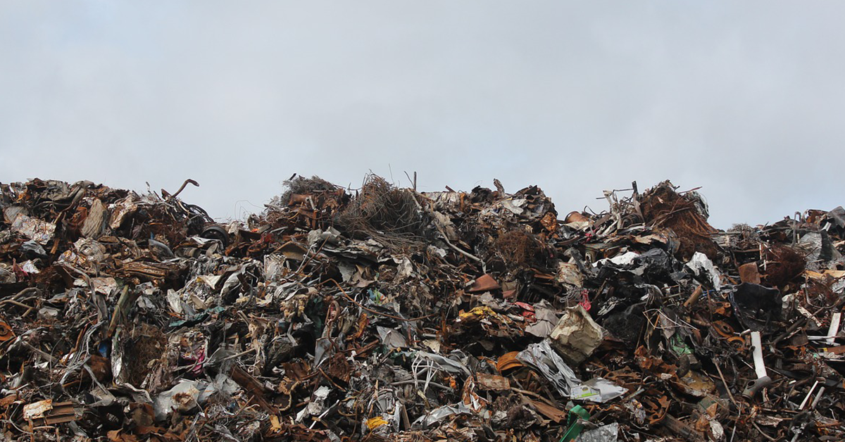 Is Scrap Metal the Most Trending Thing Now?