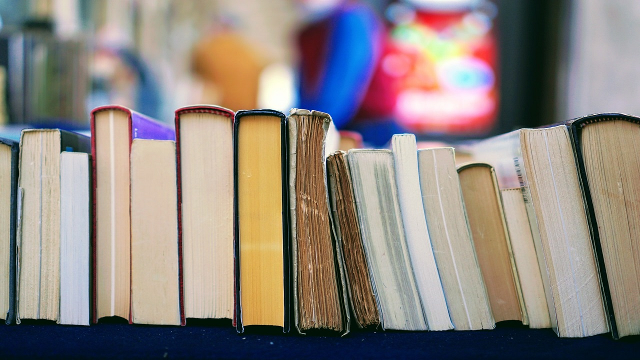 How to get rid of old books
